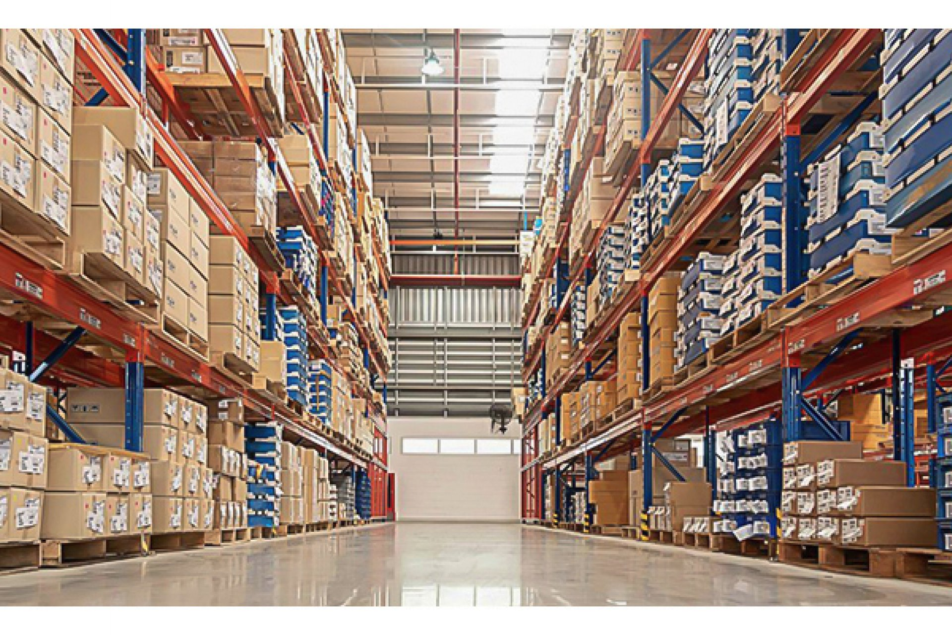 Logistic Warehouse Cooling Systems